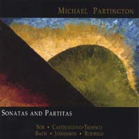Michael Partington | Sonatas and Partitas