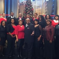 Pastor Fredrick Wilson & Chicago Christian Choir | All Over the World