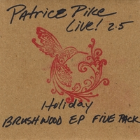 Patrice Pike | Brushwood EP download card five-pack