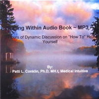 Patti Conklin | Healing Within Audio Book