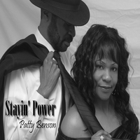 Patty Benson | Stayin' Power - Single