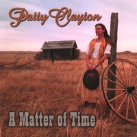 Patty Clayton | A Matter Of Time