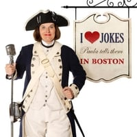 Paula Poundstone | I Heart Jokes: Paula Tells Them in Boston