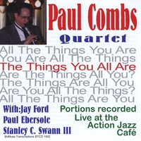 Paul Combs | The Things You All Are