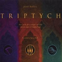 Paul Halley | Triptych