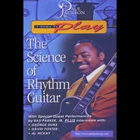 Paul Jackson, Jr. | I Came to Play -the Science of Rhythm Guitar