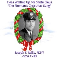 Paul J Reilly | I Was Waiting Up For Santa Claus