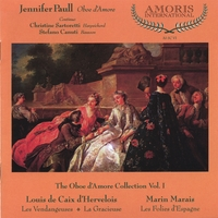 Jennifer Paull | The Oboe d'Amore Collection Vol.1