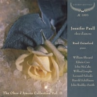 Jennifer Paull | The Oboe d'Amore Collection Vol.2