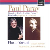 Paul Paray | Complete Works For Solo Piano - Fantaisie for piano & orchestra