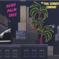 paul serrato & co. | Neon Palm Tree