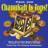 Paul Zim | Chanukah Is Tops!