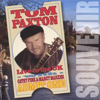 Tom Paxton | Live In The UK