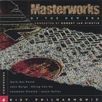 Kiev Philharmonic / Robert Ian Winstin | Masterworks of the New Era - FOUR