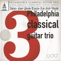 Philadelphia Classical Guitar Trio | Philly Guitar Trio