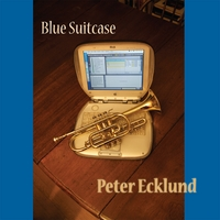 Peter Ecklund | Blue Suitcase