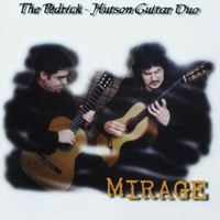 The Pedrick-Hutson Guitar Duo | Mirage
