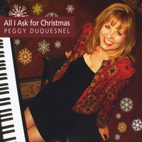Peggy Duquesnel | All I Ask for Christmas