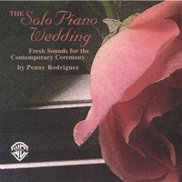 Penny Rodriguez | The Solo Piano Wedding
