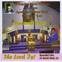 Pentecost Choir | The Lord Is