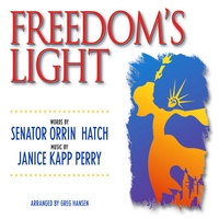 Janice Kapp Perry & Senator Orrin Hatch | Freedom's Light