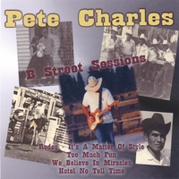 Pete Charles | B Street Sessions