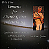 Pete Fine: Concerto for Electric Guitar & Orchestra
