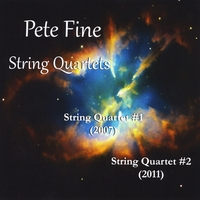 Pete Fine | Fine: String Quartets