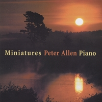 Peter Allen | Miniatures