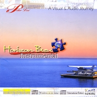 Peter Lai | Horizon Bleu (With Slide Show CD-Rom)