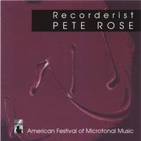Pete Rose | Recorderist Pete Rose