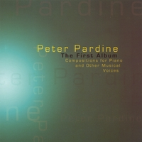 Peter Pardine | The First Album