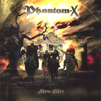 Phantom-X | Storm Riders