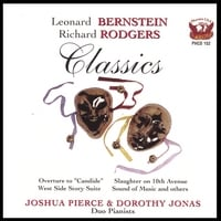 Leonard Bernstein, Richard Rogers / | Classics for Two Pianos / Candide, Cats, The Sound of Music