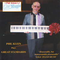 Phil Klein | Phil Klein Plays Great Standards
