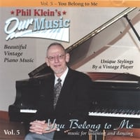 Phil Klein | You Belong To Me