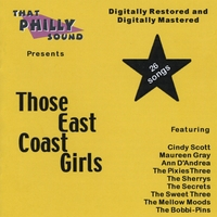 Those East Coast Girls | Compilation CD