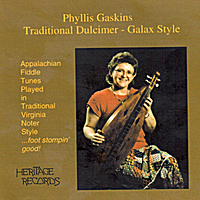 Phyllis Gaskins | Traditional Dulcimer - Galax Style