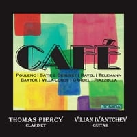 Thomas Piercy & Vilian Ivantchev | Cafe