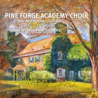 Pine Forge Academy Choir | Rock In A Weary Land