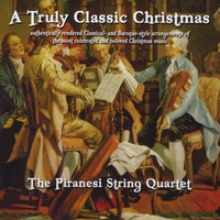 The Piranesi String Quartet | A Truly Classic Christmas