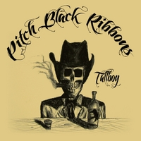 Pitch Black Ribbons | Tallboy