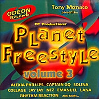 Various Artists | Planet Freestyle, Vol. 3