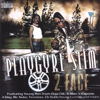 Playgyrl Slim | 2 Face Mixtape