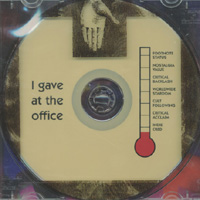 Pledge Drive | I Gave At The Office