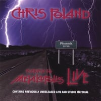 Chris Poland | Return to Metalopolis Live