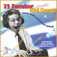 David Polansky | 32 Familiar (mostly) Kid Songs