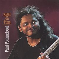 Paul Ponnudorai | Right On Time