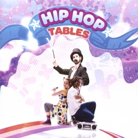 Pop, Lock and Learn Family | Hip Hop Tables