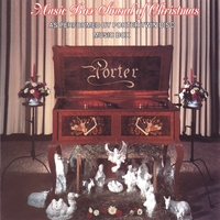 Porter Music Box Co. | Sounds Of Christmas